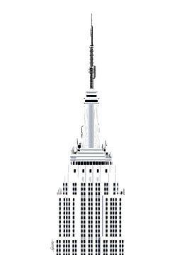 Empire State Building van Govart (Govert van der Heijden)