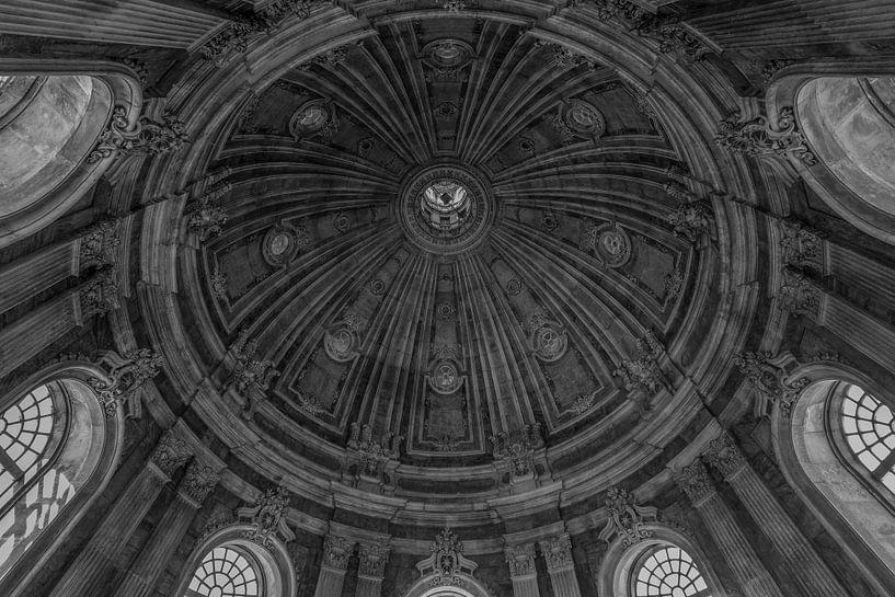 Basílica da Estrela in Lissabon van MS Fotografie   Marc van der Stelt