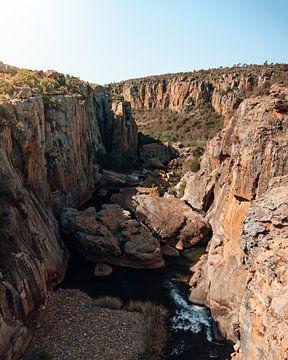 Felsiges Abenteuer in Südafrika von Ian Schepers