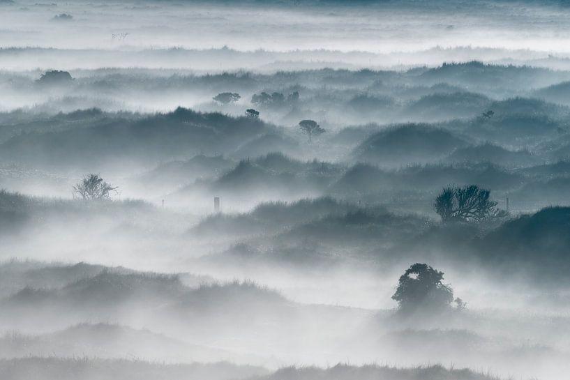 Mist op Ameland van Gerard Leeuw