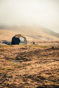Iglo op de Faeröer Eilanden