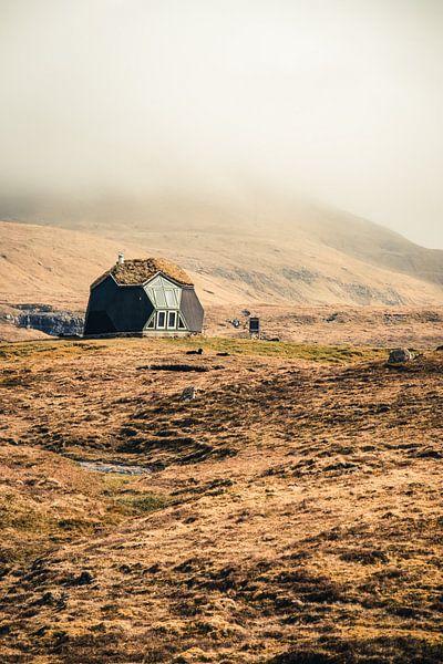 Iglo op de Faeröer Eilanden van Expeditie Aardbol