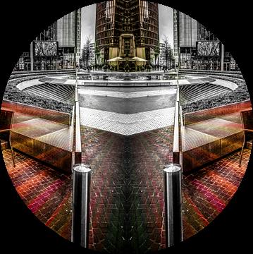 Potsdamer Platz Berlin van Holger Debek
