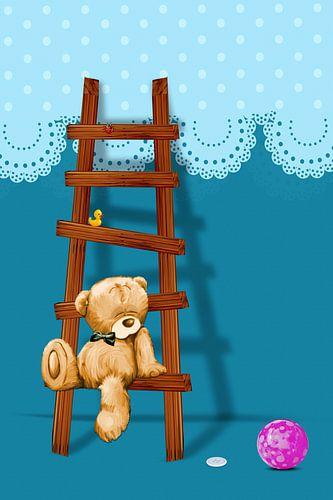 Goede nacht mijn Teddy van Marion Tenbergen