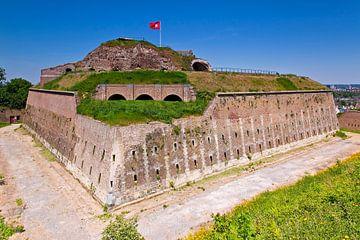 Fort st. Pieter te Maastricht van