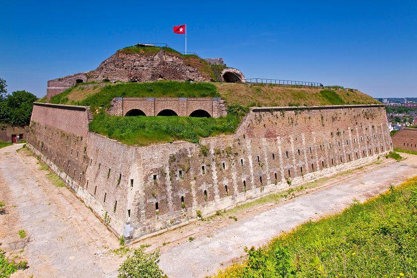 Fort st. Pieter te Maastricht van Anton de Zeeuw