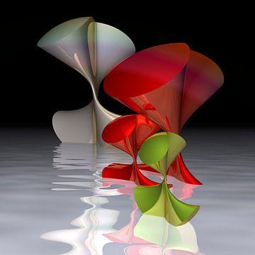 Tanz der Polynome van Isa Bild