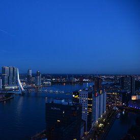 Rotterdam in Stijl van Marcel van Duinen