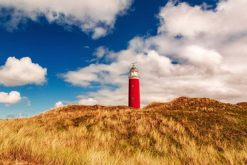 Leuchtturm Texel von Angela Dölling