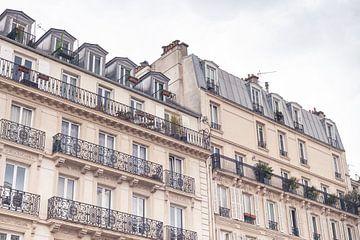 Pariser Fassade Nr.1 von Lizzy Komen