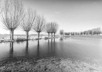 Water en wind van Jeroen Kleverwal