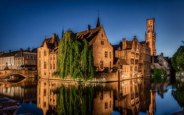 Historisches Brügge - Belgien von Mart Houtman
