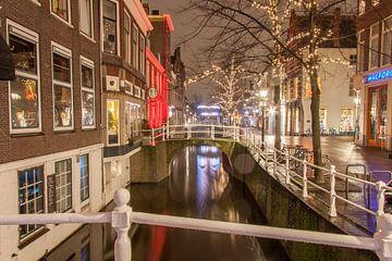 Oude Delft te Delft 2 van Ad Van Koppen