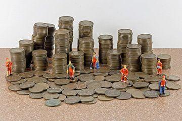 Geld witwassen von