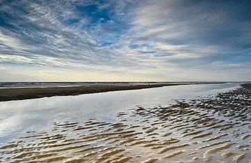Structuren van de Wassenaarse kustlijn van