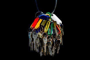 sleutels van roeland scheeren