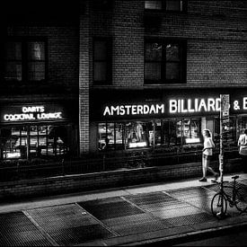 Bar Amsterdam van Wim Stolwerk