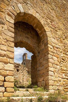 Ruinen von Castell de Palafolls