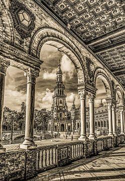 Plaza D'Espagne von Harrie Muis