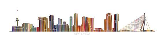Rotterdam skyLINES