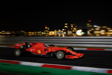 Sebastian Vettel - F1 Scuderia Ferrari von Kevin Baarda