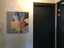 Kundenfoto: Coco von Atelier Paint-Ing, auf alu-dibond