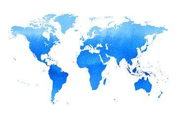 Weltkarten & Maps von Felix Brönnimann