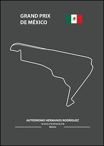 GRAND PRIX DE MÉXICO | Formula 1