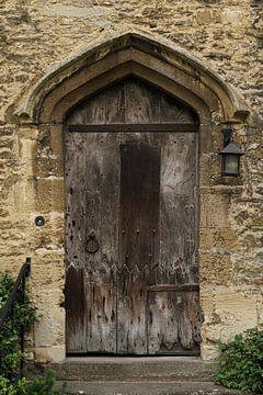 The Old Door sur Jörg Hausmann