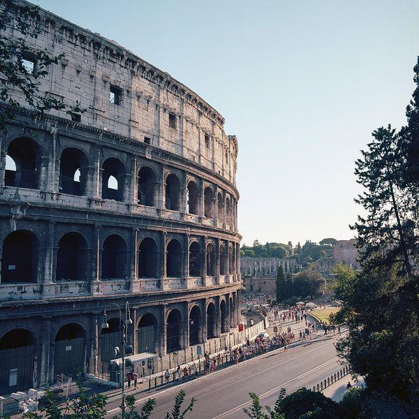 Het Colosseum in Rome van Erminio Fancel
