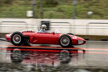 Ferrari Sharknose sur Arjen Schippers