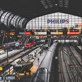 Hamburg, Hauptbahnhof sur Heiko Westphalen