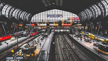 Hamburg, Hauptbahnhof von Heiko Westphalen