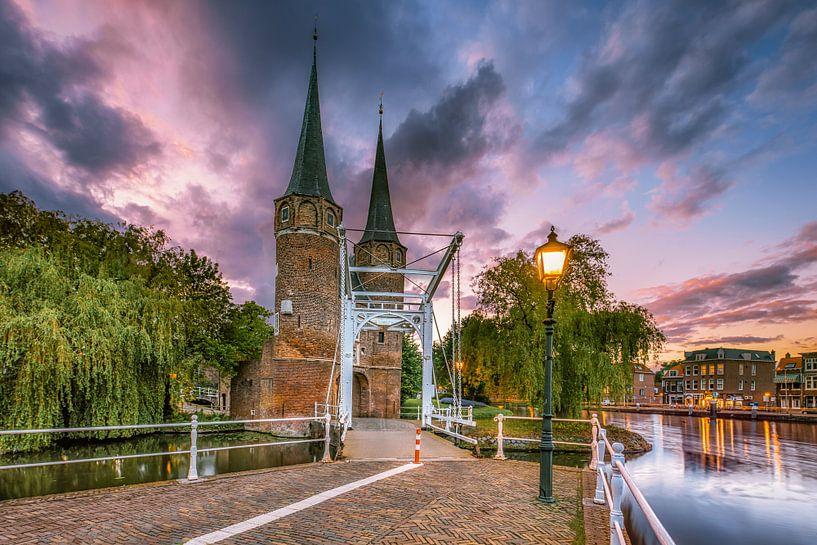 Oostpoort Delft van Michiel Buijse
