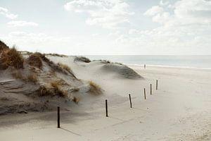 Strand zicht