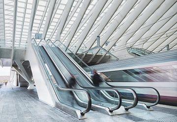 Station Luik sur Wim van D
