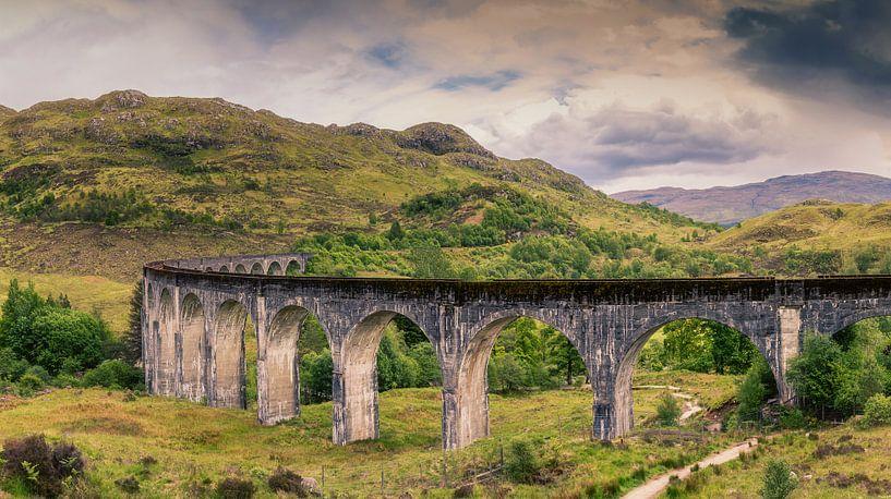 Glenfinnan viaduct van Wim van D