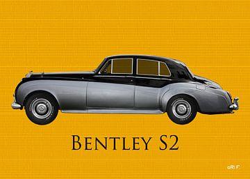 Bentley S2 von aRi F. Huber