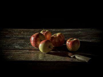 Appels van Miriam Meijer, en plein campagne.....