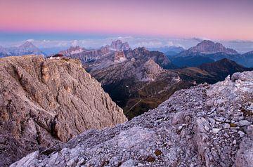 Dolomieten, Alpen van Frank Peters