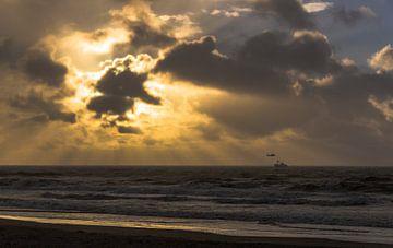 Najaars Storm 005 von Alex Hiemstra