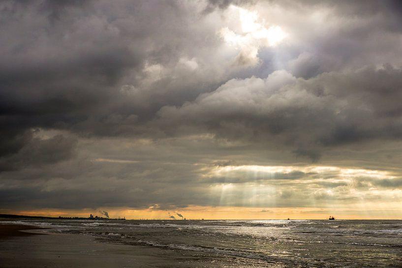 Zeezicht! van Dirk van Egmond