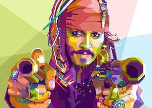 Johnny Depp von zQheert