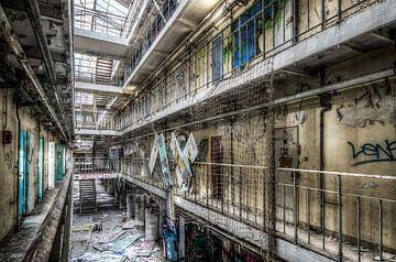 De gevangenis 2 von Mario Visser