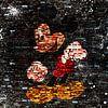 Mickey Graffiti von Rene Ladenius Digital Art Miniaturansicht