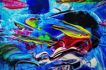 Abstrakt van Walter Zettl