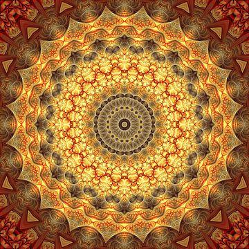 Mandala Kraft der Liebe von Marion Tenbergen
