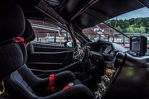 Ferrari 488 Challenge Evo Cockpit