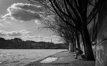 Langs de Seine van Sander Peters Fotografie