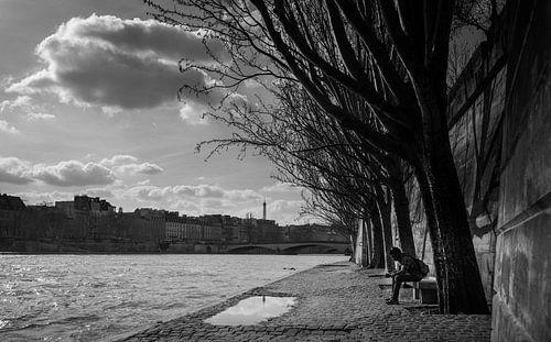 Langs de Seine van